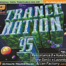 VA - Trance Nation 95 Vol.4 (1995) [FLAC]