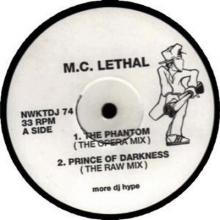 Mc Lethal - The Phantom (1993) [FLAC]
