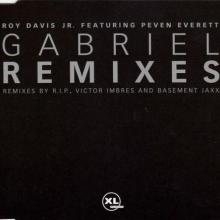 Roy Davis Jr. & Peven Everett - Gabriel Remixes (1997) [FLAC]