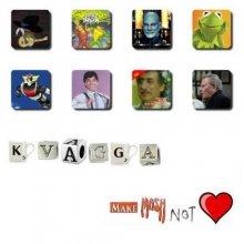 Kvagga - Make Mash Not Love (2011) [FLAC]