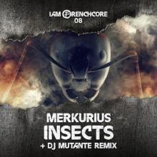 Merkurius - Insects (2021) [FLAC]