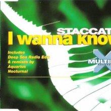 Staccato - I Wanna Know (1996) [FLAC]