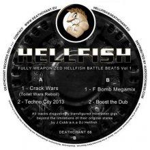 Hellfish - Fully Weaponized Hellfish Battle Beats Vol 1 (2013) [FLAC]