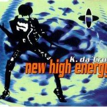 K. Da Cruz - New High Energy (1993) [FLAC]