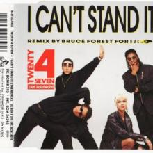 Twenty 4 Seven & Captain Hollywood - I Cant Stand It! (The Remix) (1990) [FLAC]