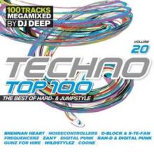 VA - Techno Top 100 The Best Of Hard & Jumpstyle Vol.20 (2014) [FLAC]