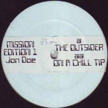 Jon Doe - Mission Edition 1 (1995) [FLAC]