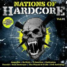 VA - Nations Of Hardcore Vol.01 (2013) [FLAC]