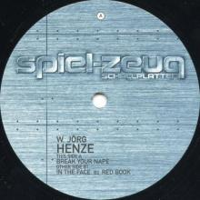 W. Joerg Henze - Break Your Nape (2001) [FLAC]