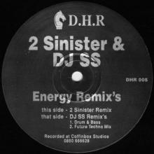 Jim Polo & Neil Vass - Energy Remixs (1993) [FLAC]