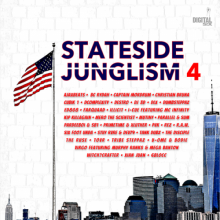 VA - Stateside Junglism 4 (2020) [FLAC]