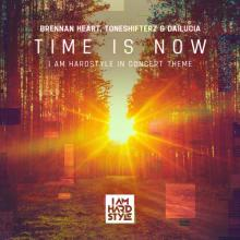 Brennan Heart & Toneshifterz & Dailucia - Time Is Now (I Am Hardstyle In Concert Theme) (2020) [FLAC]
