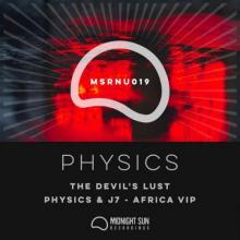 Physics - The Devils Lust / Africa Vip (2021) [FLAC]
