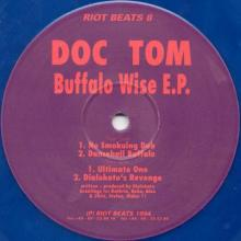 Doc Tom - Buffalo Wise EP (1994) [FLAC]
