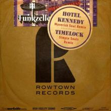 Funkzelle - Hotel Kennedy / Timelock (Remixes) (2020) [FLAC]