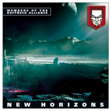 Members Of The Ruffneck Alliance - New Horizons (2021) [FLAC]