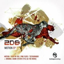 2DB - Motion EP (2013) [FLAC]
