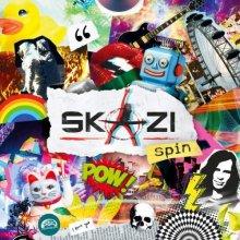 Skazi - Spin (2015) [FLAC]