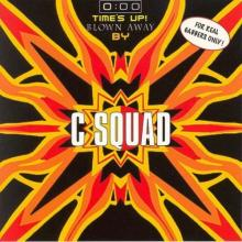 C-Squad - 0:00 Times Up! (1997) [FLAC]