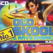 VA - The No.1 Old Skool & Rave Breaks Album (2008) [FLAC]