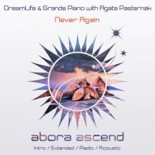 DreamLife & Grande Piano & Agata Pasternak - Never Again (2021) [FLAC]