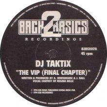 Dj Taktix - The Vip (Final Chapter) (1994) [FLAC]