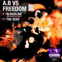 A.B & Freedom - Bloodline (Rikki Arkitech Remix) / The Seer (2021) [FLAC]