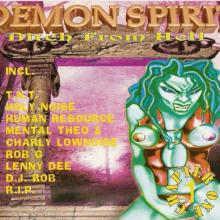VA - Demon Spirit - Bitch From Hell - Chapter One (1994) [FLAC]