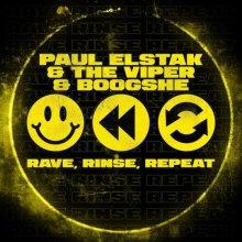 Paul Elstak & The Viper & Boogshe - Rave Rinse Repeat (2021) [FLAC]