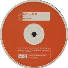 Zany Duro Back Again Vinyl Hasta La Pasta