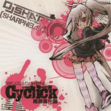 DJ Sharpnel - Cyclick (2010) [FLAC]