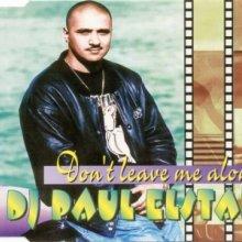 DJ Paul Elstak - Dont Leave Me Alone (1995) [FLAC]
