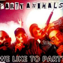 Party Animals - We Like To Party (1997) [FLAC]