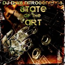 DJ D vs. Nitrogenetics - State Of The Art E.P. (2011) [WAV]