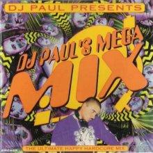 VA - DJ Paul - DJ Pauls Megamix (1995) [FLAC]