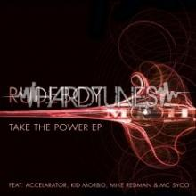 Rudeboy - Take The Power EP (2011) [FLAC]