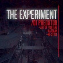 DJ Predator & Friends - The Experiment (2012) [FLAC]