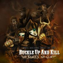 Angerfist - Buckle Up And Kill (2012) [FLAC]