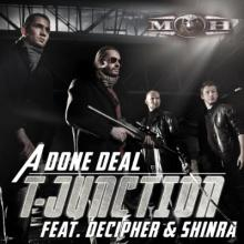 T-Junction feat. Decipher & Shinra - A Done Deal (2012) [FLAC]