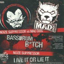 Noize Suppressor - Live It Or Lie It (2011) [FLAC]