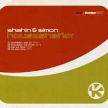 Shahin & Simon - Houseshaker (1997) [FLAC]