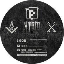 I:Gor - Testify / Power To Distort (I:Gor Remix) (2012) [FLAC]
