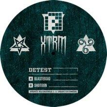 Detest - Blasteroid / Shotgun (2012) [FLAC]