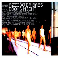 Azzido Da Bass – Dooms Night (Remixes) (2000) [FLAC]