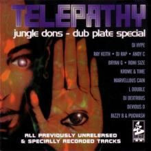 VA - Telepathy Jungle Dons Dub Plate Special (1995) [FLAC] download
