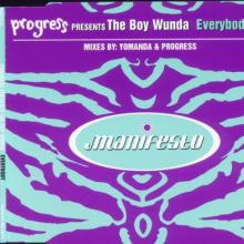 Progress Presents The Boy Wunda - Everybody (1999) [FLAC] download