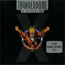 VA - Thunderdome - A Decade - Live (2002) [FLAC]