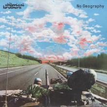 The Chemical Brothers - No Geography (2019) [FLAC]