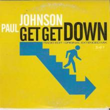 Paul Johnson - Get Get Down (1999) [FLAC] download
