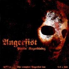 Angerfist - Pissin' Razorbladez (2006) [FLAC]